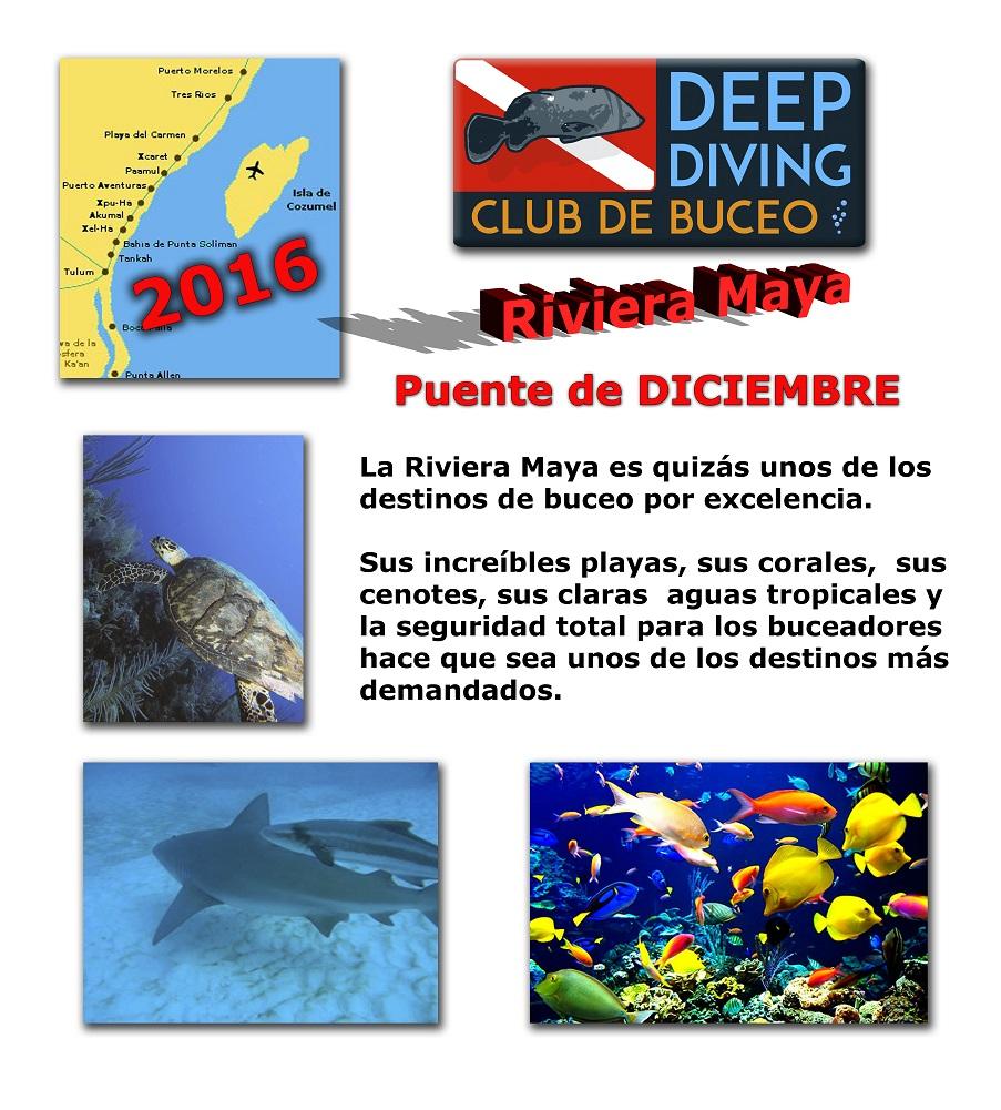 Riviera Maya Diciembre 2016