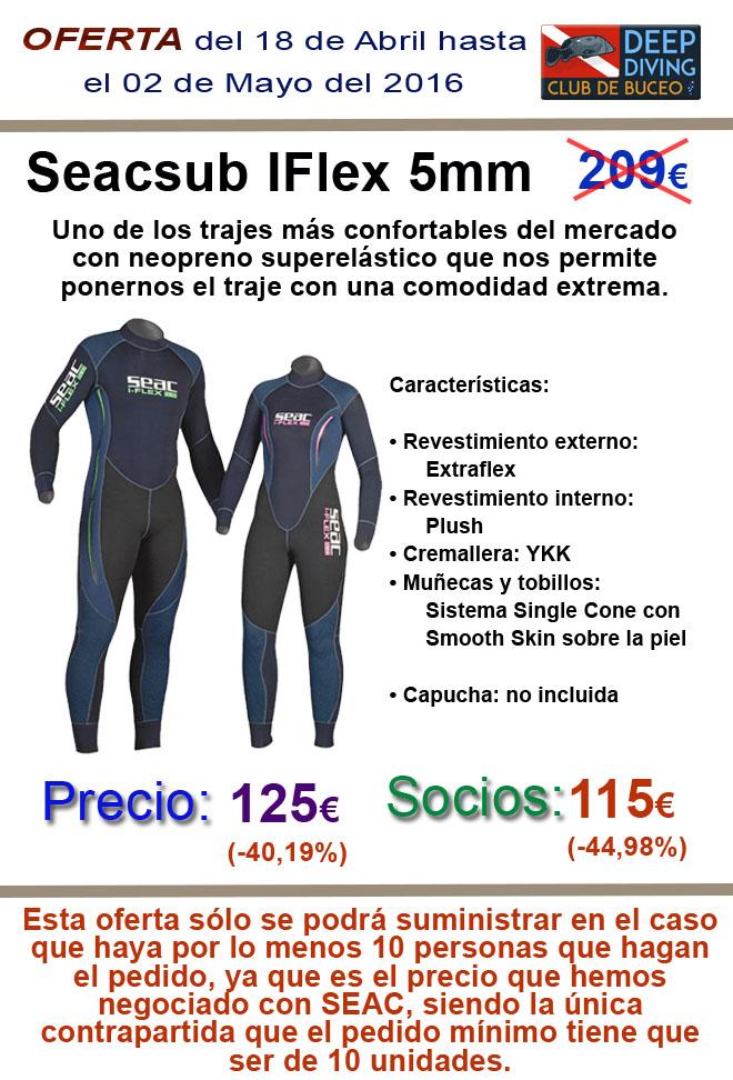 Precio IFlex 5mm Seac