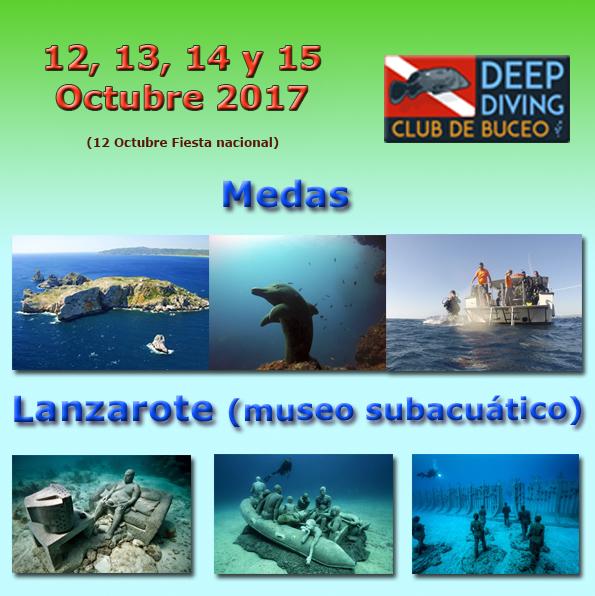 Medas y Lanzarote