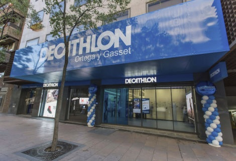 Centro Madrid Decathlon